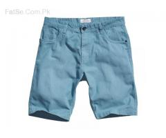 Five pocket men chino shorts