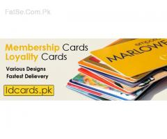 PVC ID CARDS | EMPLOYEE CARDS | PLASTIC CARDS | STUDENT CARDS PRINTING | MEMBERSHIP CARDS |