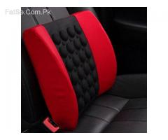 Buy 12V Electric Car Back Massage Cushion online in Pakistan