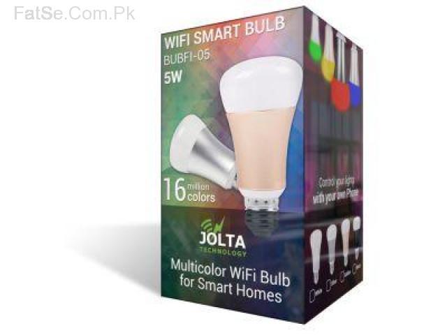 BUBFi (Smart Wifi Bulb)