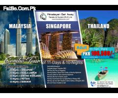 03-Countries Combo Tour (SINGAPORE - MALAYSIA - THAILA