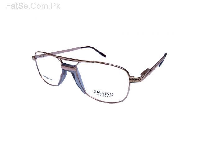 Salvino Eyewear with Number lens