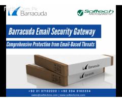 Barracuda email gateway