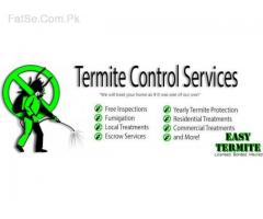 "Bismillah Fumigation"" Safe your home to termite"