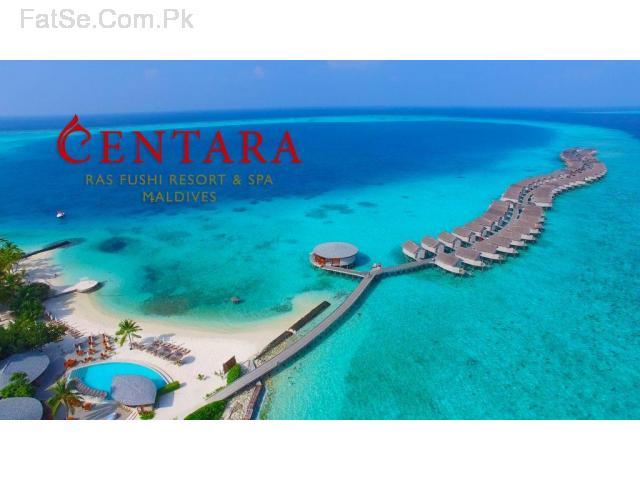 Pakistan to Maldives travel deals