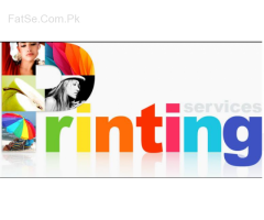 Printing facility available