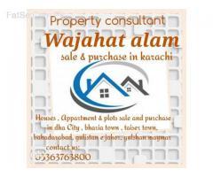 plot in gulshan e maymar karachi