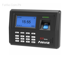 NEW TIME ATTENDANCE MACHINE, ANVIZ EP-300