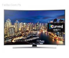 SAMSUNG 78″ CURVED SMART 4K UHD LED 78JU7500