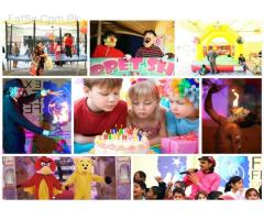 Magician / magic show / Cartoon / Jumping Castle for Birthday party