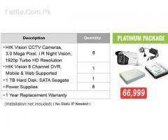 HIK Vision CCTV Camera Best Quality