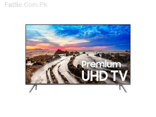 SAMSUNG 55″ UHD SMART LED TV 55MU8000 (Imported)