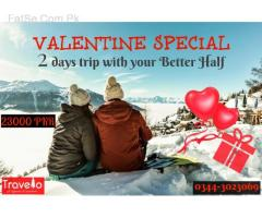 Valentine's Day Special Trip For Couples – Murree & Pir Chinsai