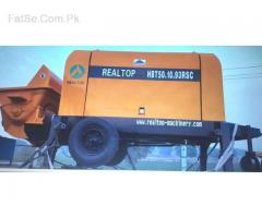 RENT CONCRETE PUMP just brand new delivery pipe 150 matter