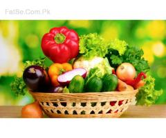 Buy Fresh Green Vegetables available at Selly.pk