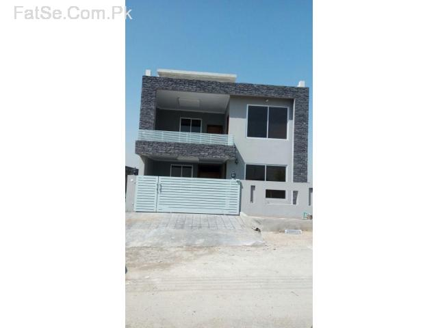 7 Marla Brand New House for Sale at Soan Garden Islamabad