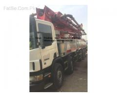 scania Concrete pump 52 mater pump is well condition