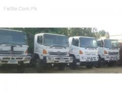 imported HINO FM-2P brand truck models 2007 to-2008
