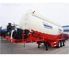 Panda 3 axles 50tons cement bulker tank for sale