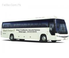 Karachi/shanghai Luxury Air condition coach's models 2018