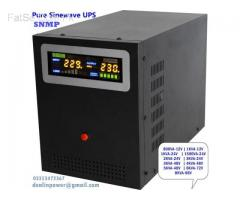 UPS | Stabilizer | Online UPS Battery LESS