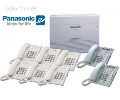 NEW PANASONIC PABX FOR INTERNAL/EXTERNAL COMMUNICATION