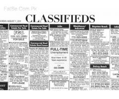 Newspaper-Jang-News-Dawn-Classified-Display-Panels-Bazar-ADs-Booking