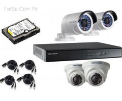 High Quality CCTV Cameras Package