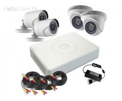High Quality CCTV System Package