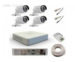 HD CCTV Camera's System Package