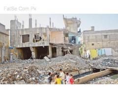 Demolition Services hotels, cinema house, shopping plaza, old brigs,....