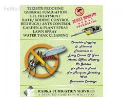 """Rabka fumigation """" control dengue frm your home"""
