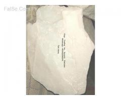 talc stone (soap stone) 25000 pmt whiteness are 92% to 97%