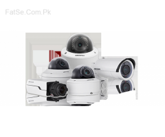 CCTV Camera With Turbo HD Quality