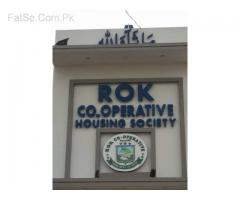Rok Cooperative Housing Society