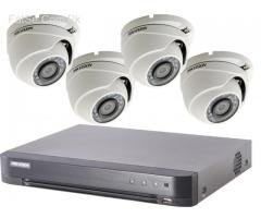CCTV Cameras now Available in Gold Package