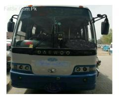 USED Daewoo 2015 Korean Passenger Coach