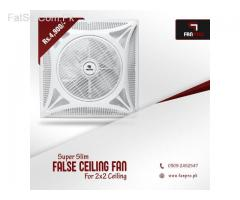 Fan Pro False Ceiling Fans