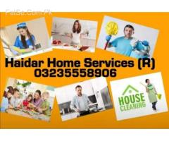 Reliable domestic cook maid helper nanny available 03235558906