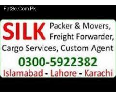 Silk Pakers & Shifting in Islamabad