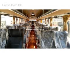 20% leasing available hino model 2019 brand new ac coach