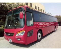 Daewoo BH-116 Korean technology Passenger Coach