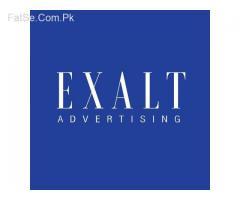 exalt advertising