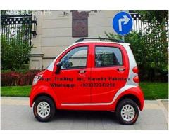 Imported electric cars chargeable brand new