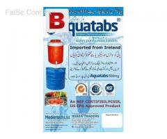 Aquatabs Water Purification Treatments Tablets.