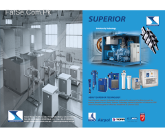 Superior rental Compressor & Dryer