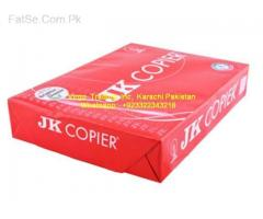 looking cash by A-4 sizes papers
