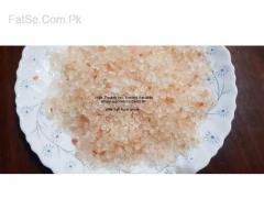 Himalayan pink Salt food grade