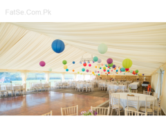 management banquet/marriage/garden & marquee business development
