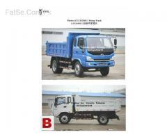 dump trucks brand new small truck models are 2019